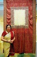 Romancing Kashmiri shawls