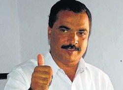 JD(S) district chief  H H Devraj resigns