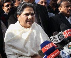 UPA gets BSP support in Rajya Sabha