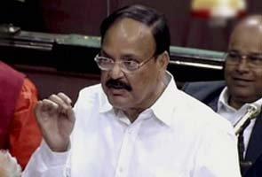 Venkaiah Naidu apologises for calling Cong MP 'Bewakoof'