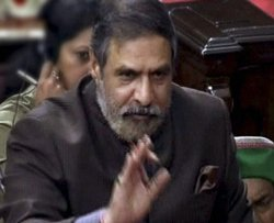 Sharma claims consulting 14 CMs on FDI proposal
