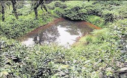 Villagers oppose work on resort