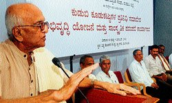'Education can help Kudubis' progress'