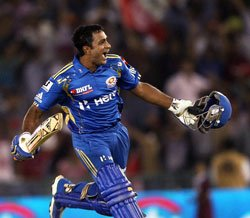Rayudu replaces Tiwary for T20 series against England