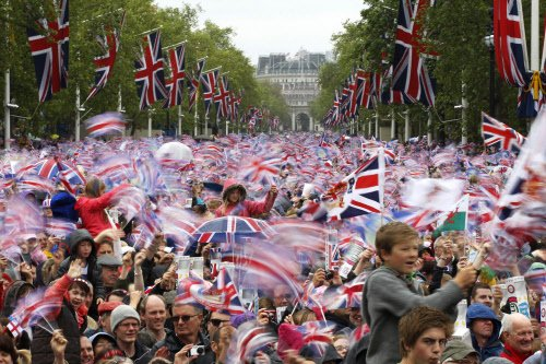 White Britons now a minority in London