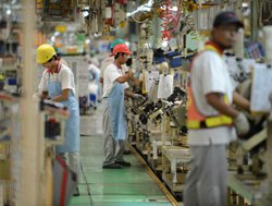 Industrial output posts 8.2 pc growth
