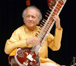 Ravi Shankar to receive lifetime achievement Grammy award