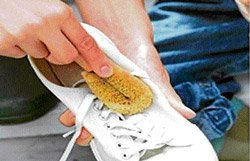 Now shoes get a spa