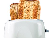 A smart toaster to give bread preferred shade