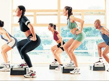 Aerobic exercise best for weight and fat loss