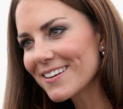 Duchess Kate finds blue blood in her own family