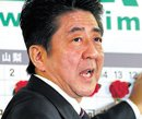Conservatives back to power in Japan