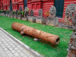 Cannons found at Metro site to shed light on City history