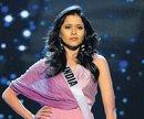 Bihar lass vies for Miss Universe title