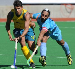 Indian hockey players excited about big-ticket league