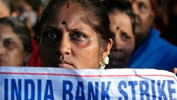 Nationwide bank strike on Thursday