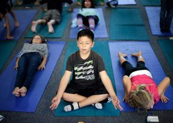 Yoga programme at US school sparks religious controversy