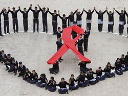 HIV cases drop by half in India