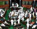 Fissures in BJP, Congress over quota in promotions bill