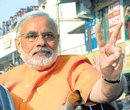 Modi likely to lead BJP's 2014 campaign