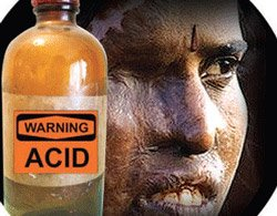 Acid attack woman struggling for funds to meet treatment cost