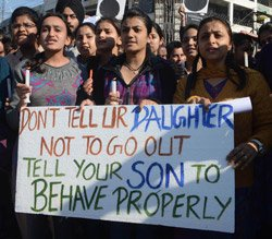 Have they been caught', asks gang-rape victim