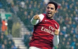 Arteta seals it for Arsenal