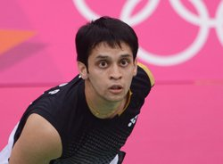 Kashyap clinches maiden India GP Gold title