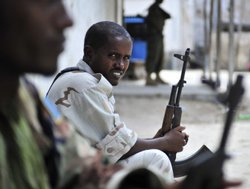 Somali troops rescue 22 hostages from pirates