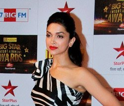 I know how to be competitive in healthy way: Deepika Padukone