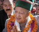 Virbhadra Singh sworn-in as Himachal CM for a record 6th time