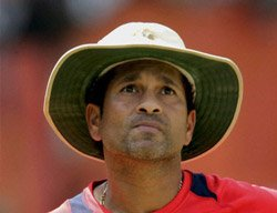 Fans' love and support brought a tear to my eyes: Tendulkar
