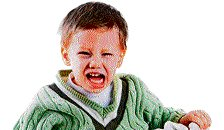 Early language skills help kids in anger management