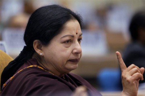 Jaya accuses Centre of stifling CMs' voices