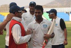 Gautam hits 264 as Karnataka take firm control