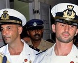 Marines will be back, says Italian government