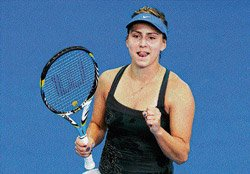 Pervak packs off Wozniacki