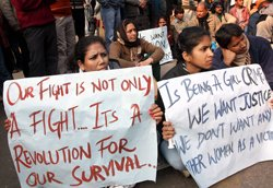 Strengthen legal regime against rape in India:UN rights chief