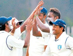 Karnataka face stiff task