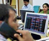 Sensex closes in green; FMCG, healthcare stocks rally