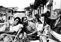 Photographic tribute to Satyajit Ray