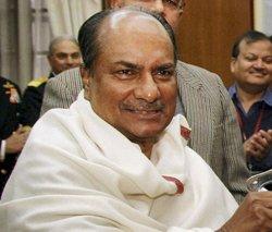 "Pak attack ""highly provocative"": Antony"