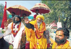 Kumbh to generate Rs 12k cr for UP govt