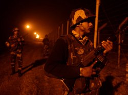 Rising tension fuels fear among villages near LoC