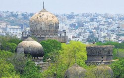 Rs 100-cr project to restore Qutb Shahi tombs