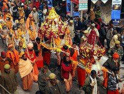 Maha Kumbh 2013: Stage set for the biggest religious gathering