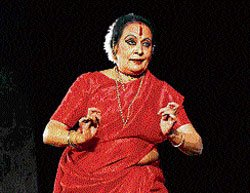 Igniting thoughts through dance, Odissi-style