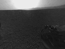 NASA's Curiosity rover set to drill its first Martian rock