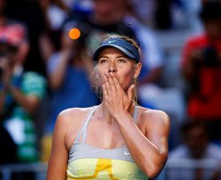 Tennis: Love matches for leading ladies