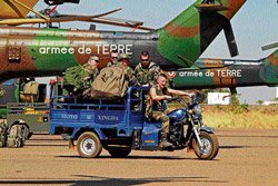 Mali army recaptures Diabaly from militants